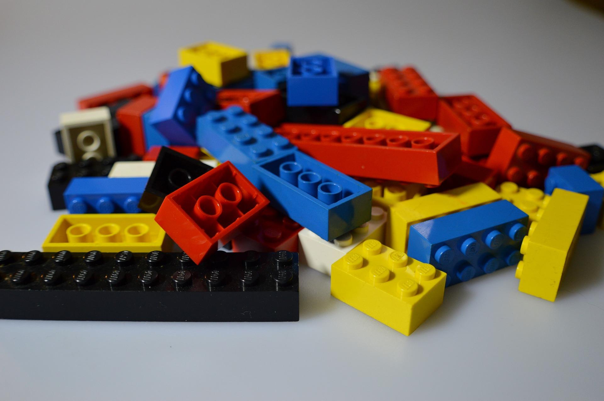 Legopalikoita