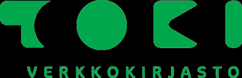 TOKI-verkkokirjaston logo